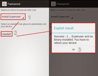 Cara Root Android, Cara Root Andromax C, Cara Root Tanpa PC