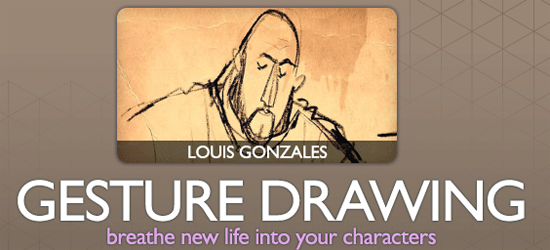 Gesture Drawing with Louis Gonzales