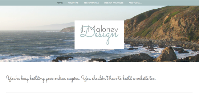 J. Maloney Design - website design Santa Clarita California