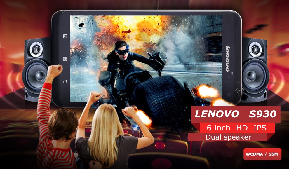 Lenovo S930, new smartphone, Android smartphone, nuevo smartphone, nuevo gadget, sistema de sonido dolby, HDR, cámara, Dolby sound system