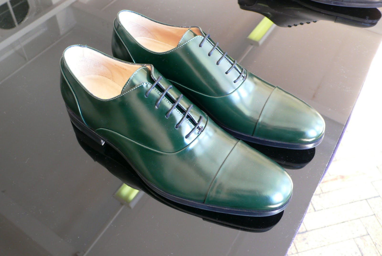 00O00 London Menswear Blog Mr Hare FW 2012 Miller shoes