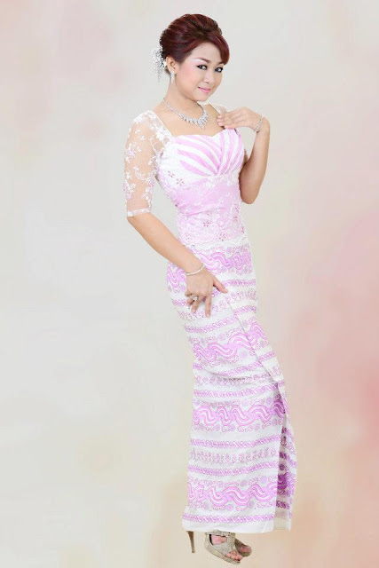 Miss Myanmar 2013 Collection Photos