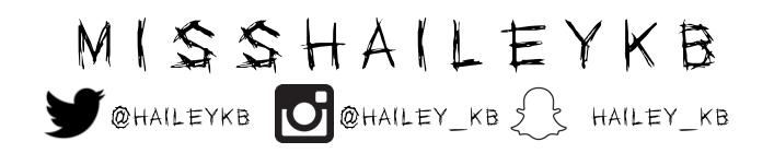 miss haileykb