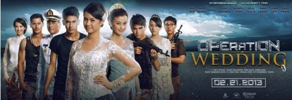 Trailer dan sinopsis Operation Wedding