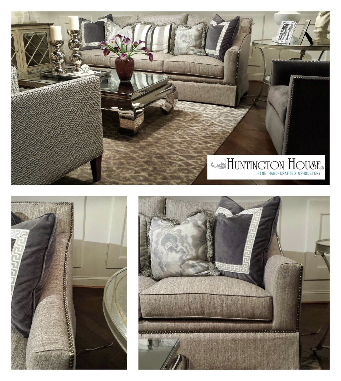 FOCAL POINT STYLING HPMKT Showroom Tour Huntington House