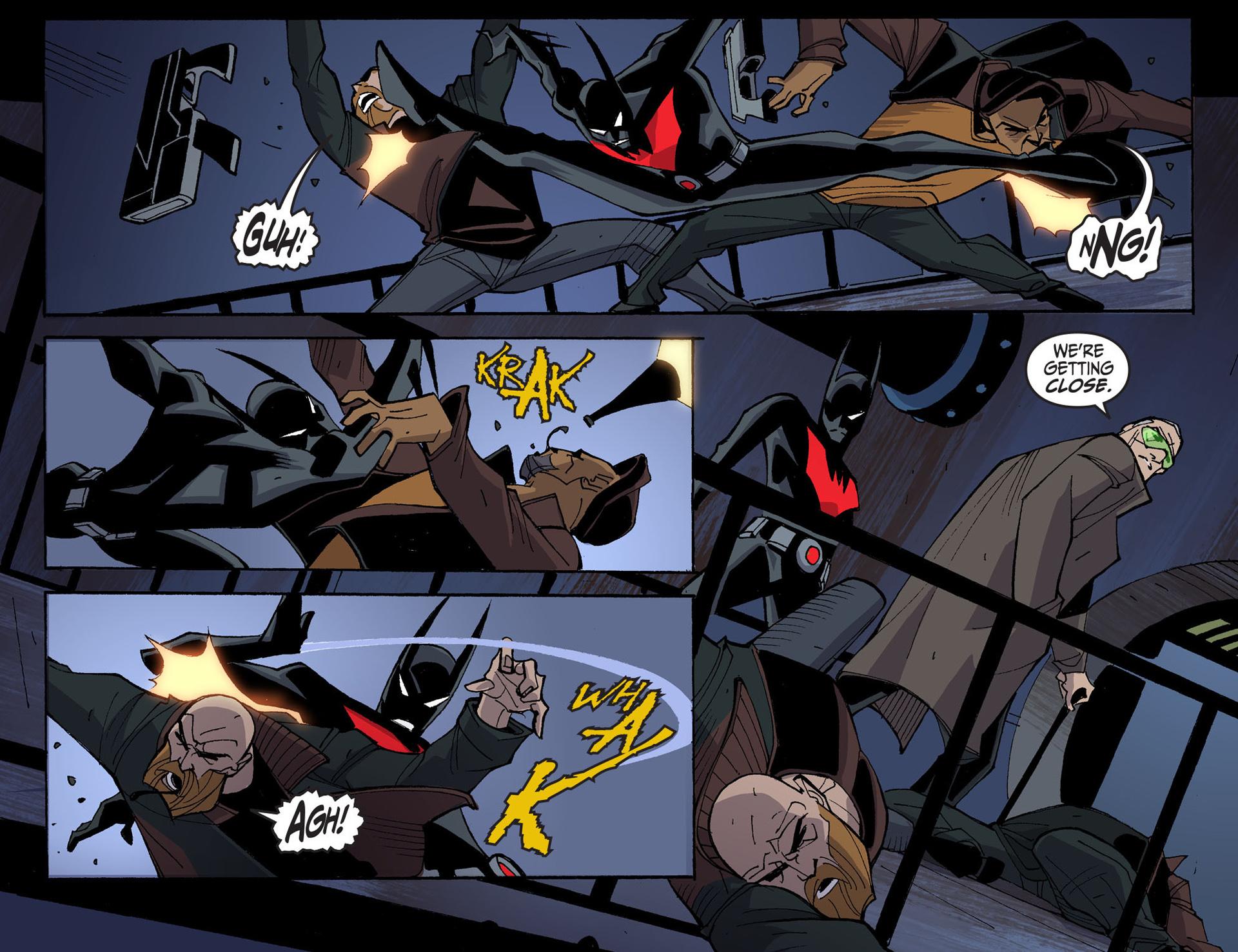 Batman Beyond 2.0 #11 #30 - English 20