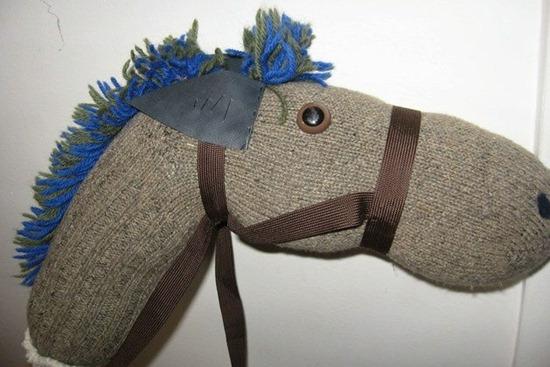 Cómo hacer una cara de caballo en foami - Imagui