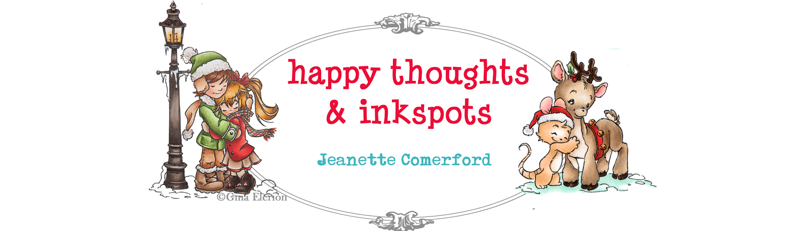 Happy Thoughts & Inkspots