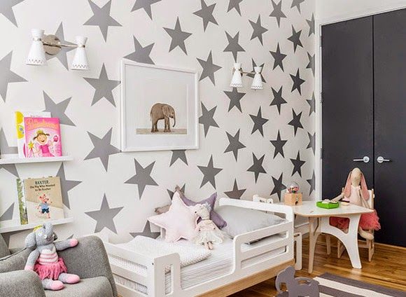 decoracion habitacion estrellas