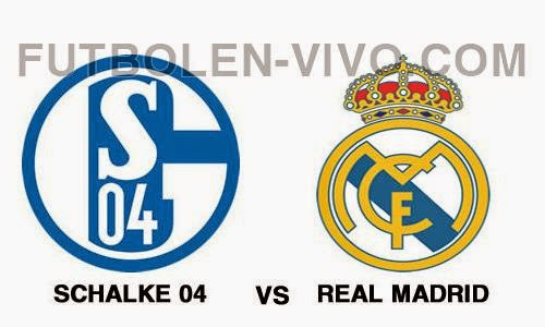 Schalke 04 vs Real Madrid