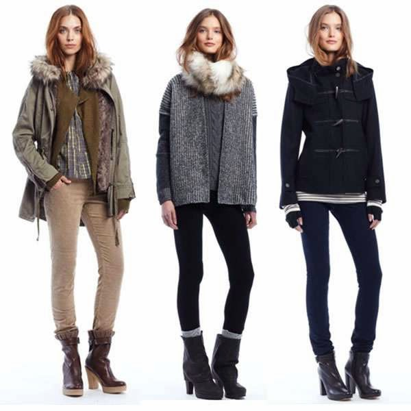 Clothing And Fashion Design Winter Clothing
