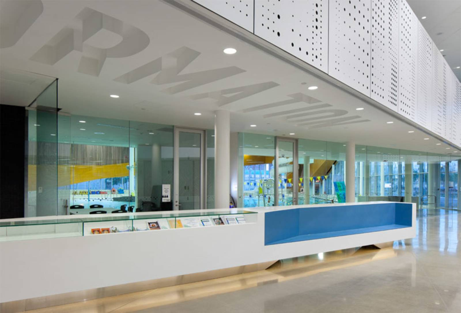 Commonwealth Community Recreation Center By Mjma A As Architecture