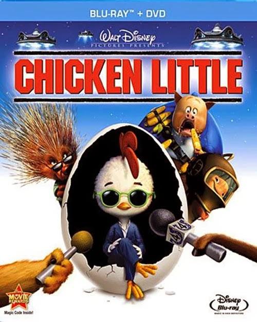 ดูการ์ตูน Chicken Little  กุ๊กไก่หัวใจพิทักษ์โลก