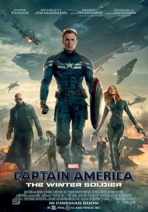 Film Captain America: The Winter Soldier 2014 di Bioskop