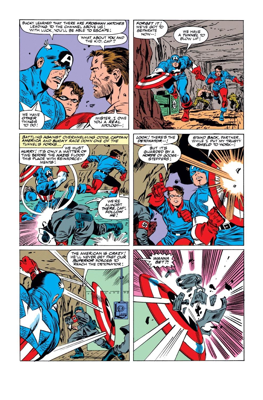 Captain America (1968) Issue #383 #316 - English 35