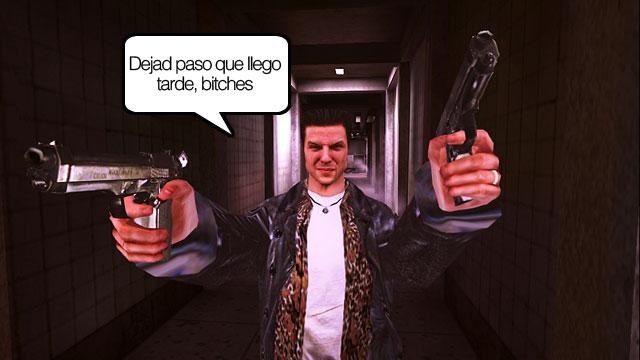 Juegos Android Max Payne Mobile