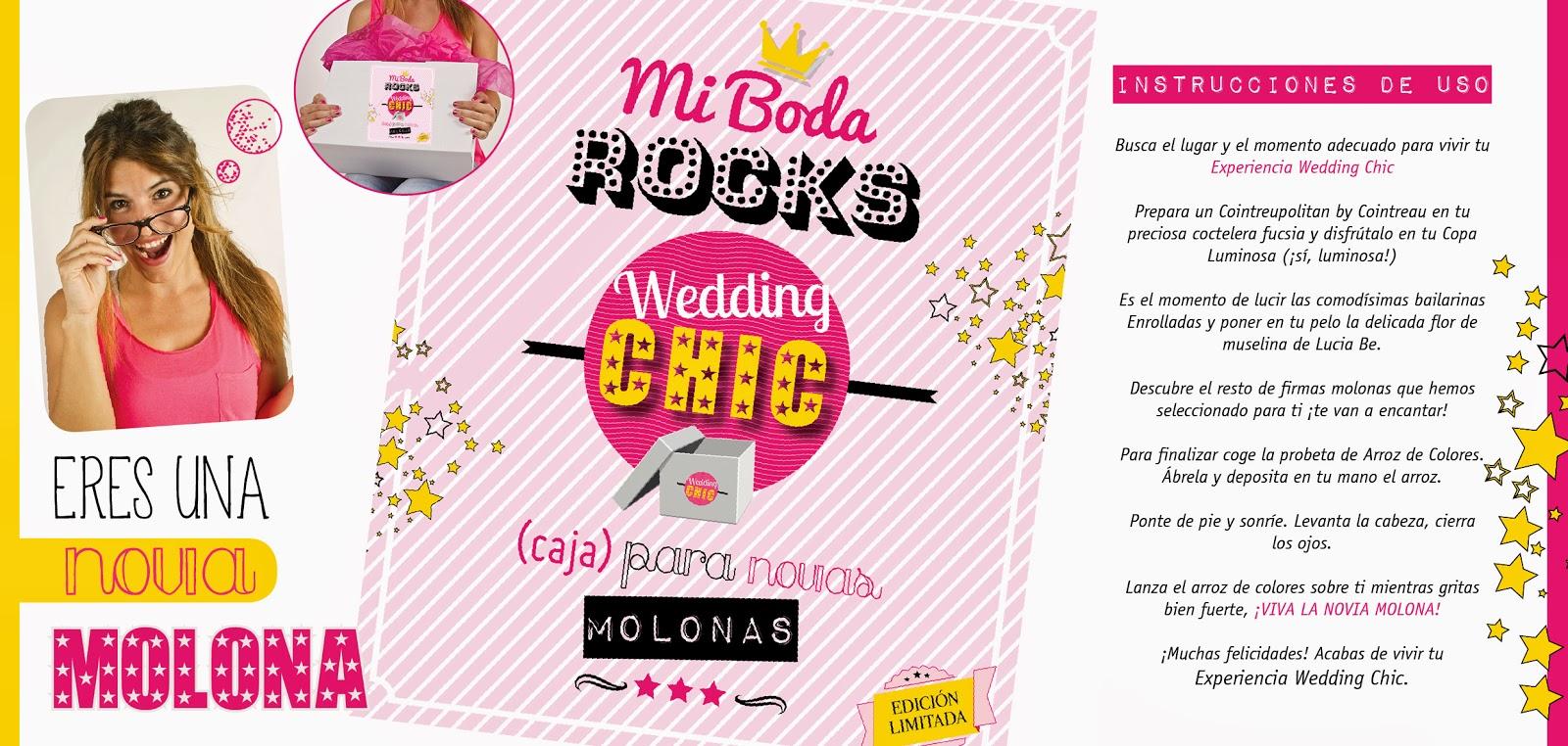 Blog Mi Boda: Wedding Chic - El regalo para Novias Molonas