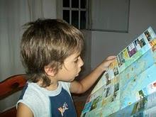 Ian prepara su próximo paseo a Esquel