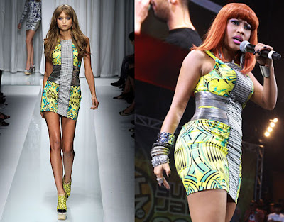 Versace - Nicki Minaj - iloveankara.blogspot.co.uk