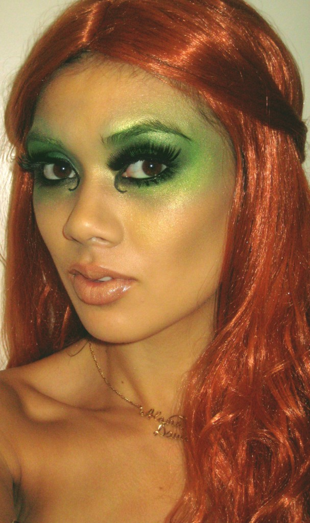 Sexy witch makeup ideas
