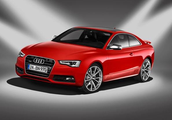 Audi A5 Coupé als DTM-Sondermodell