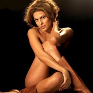 Eve Mendez escena desnuda