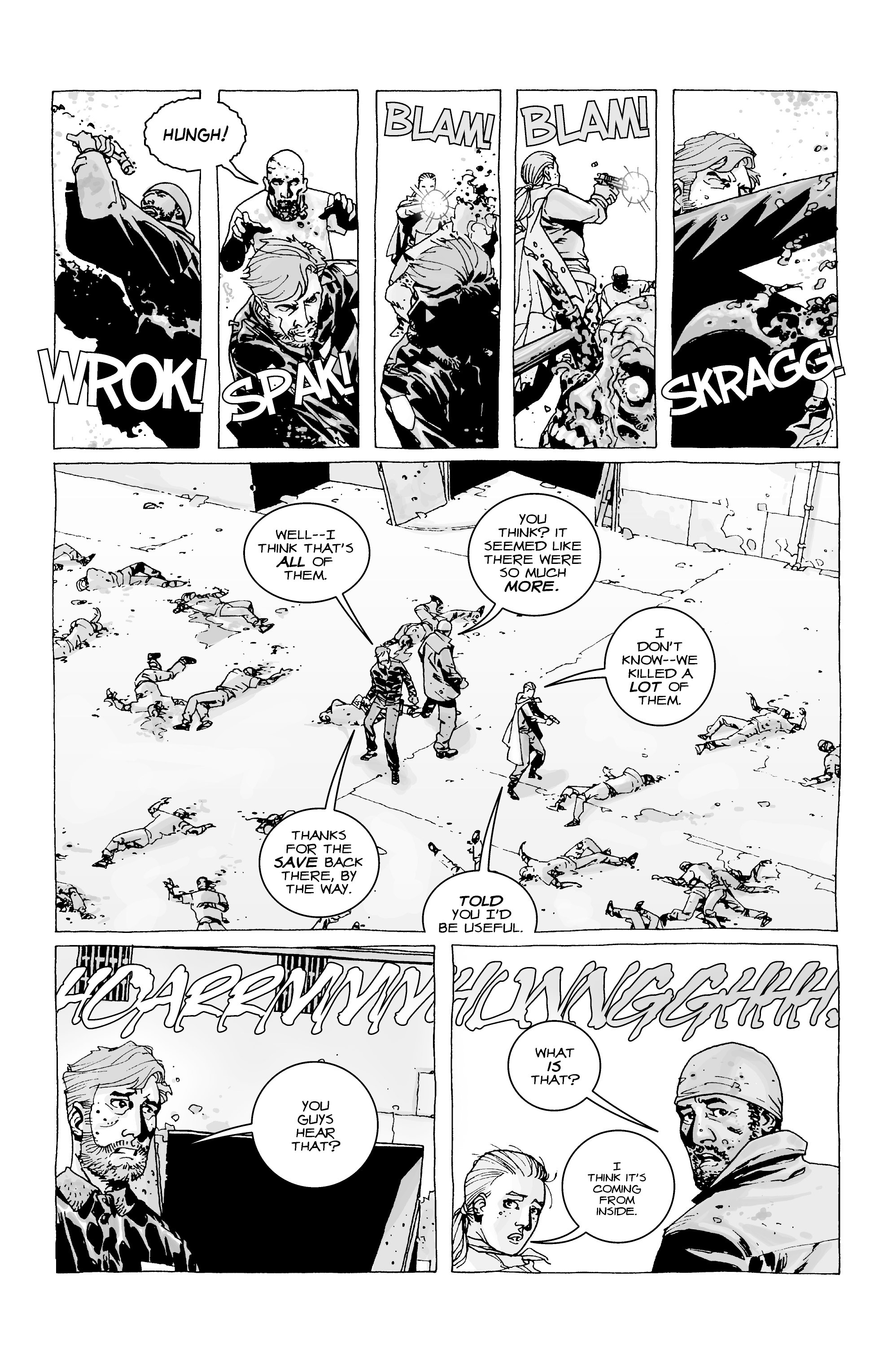 The Walking Dead Issue #13 Page 7