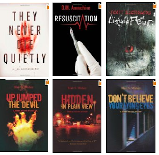 Kindle Daily Deal: Mystery and Thriller books