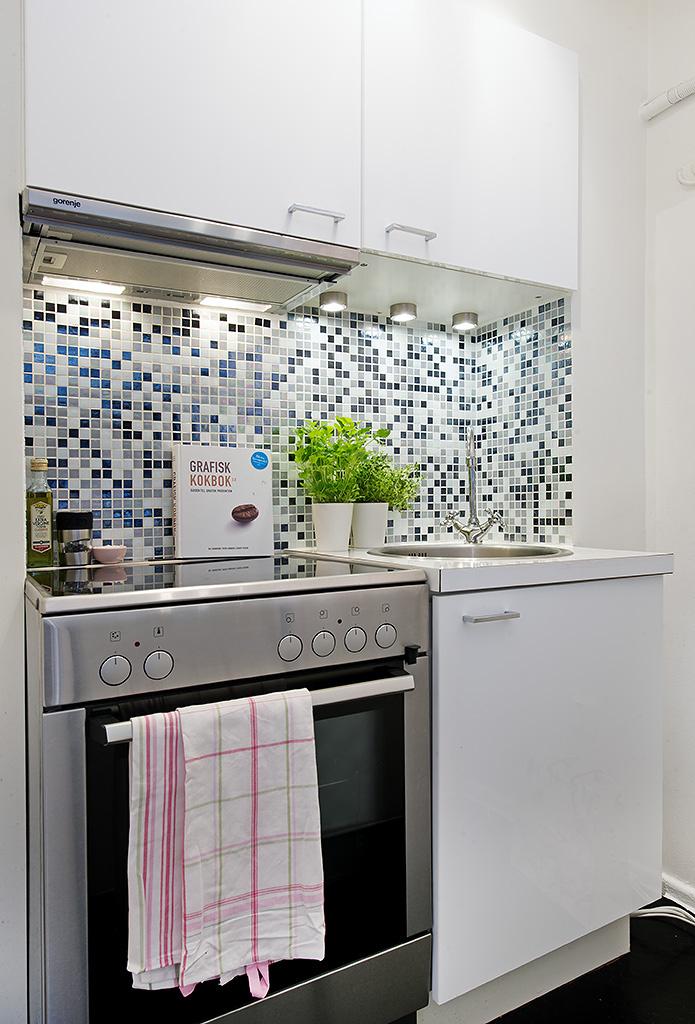 Dise o de cocinas peque as kansei cocinas servicio for Disenos de cocinas para apartamentos