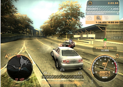 Need for Speed: Most Wanted (2005) screenshot 6