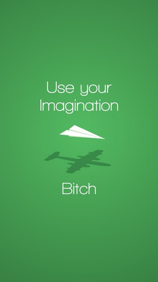 Use Your Imagination   Galaxy Note HD Wallpaper