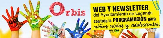 Orbis infancia y adolescencia  en Leganés