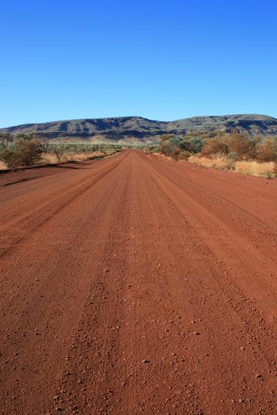 Outback Road, Karijini National Park, Western Australia - © CKoenig