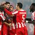 Το ντέρμπι βάφτηκε κόκκινο: 1-0 ο Ολυμπιακός τον Παναθηναικό στο Καραισκάκης