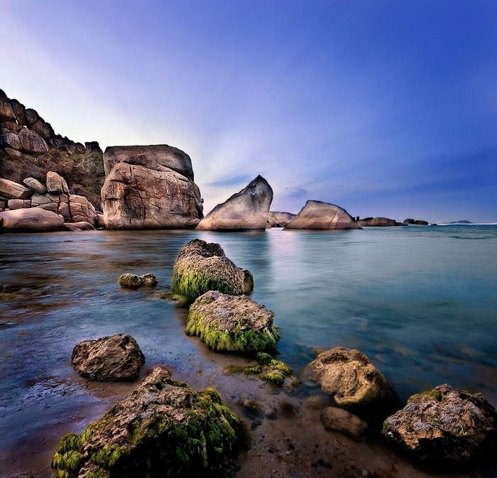 Hang Rái quyến rũ, mê hoặc lòng người qua ống kính của lữ khách nước ngoài - Ảnh: Lim Theam Hoe