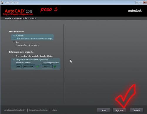 descargar crack para autocad 2012 32 bits