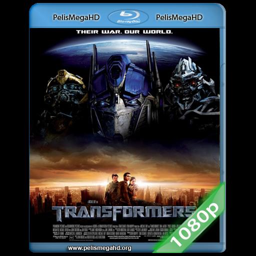 TRANSFORMERS (2007) FULL 1080P HD MKV ESPAÑOL LATINO