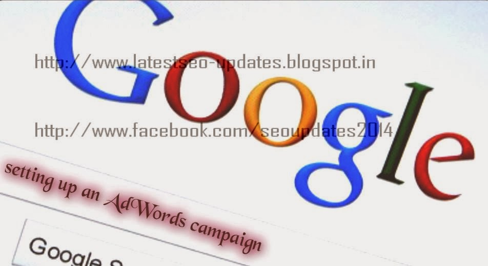 how to appear number one adwords