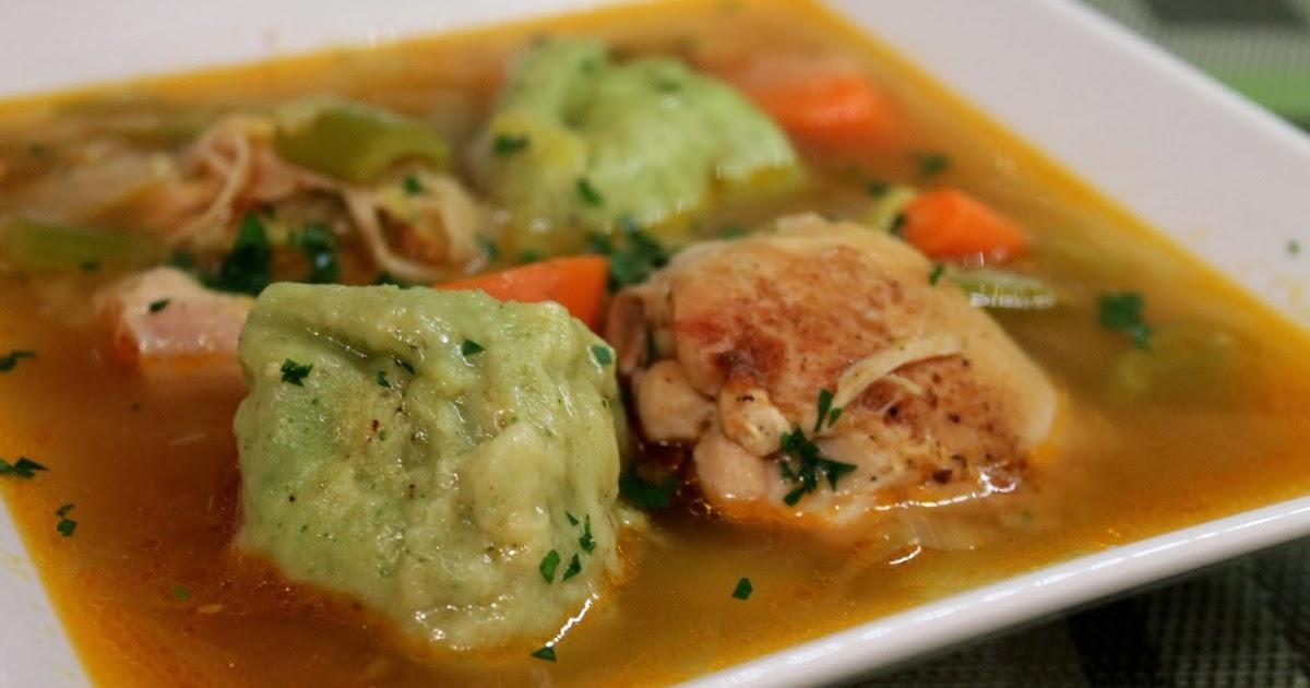 how to cook frozen dumplings for chicken and dumplings