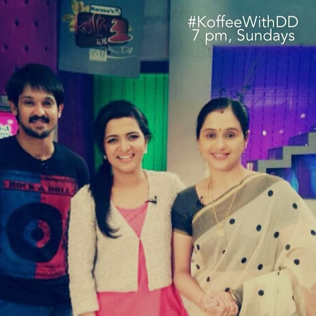 Koffee With DD Devayani and Nakul 02-03-2014 Full Program Vijay Tv  Watch Online Free Download