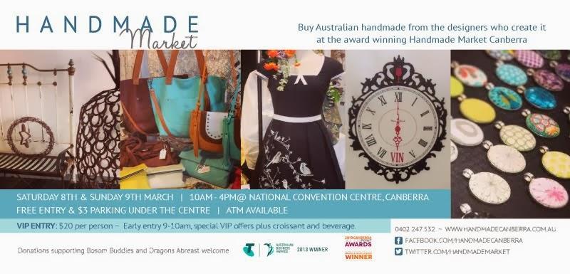 Handmade Market National Convention Centre