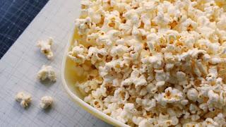 cara membuat popcorn yang mudah dan sehat