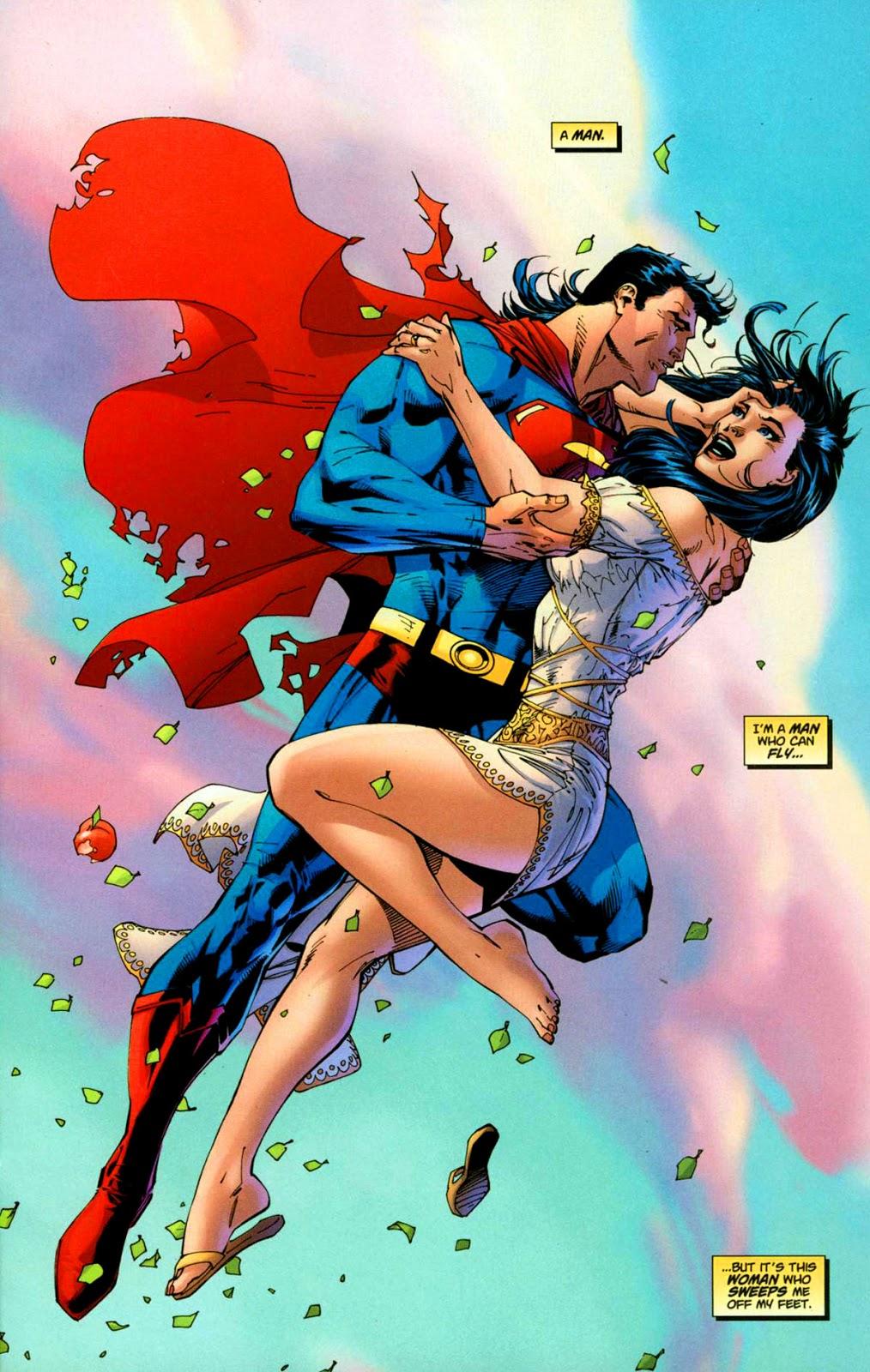 Anime Feet: Lois Lane Super Tribute Part 1: Comics