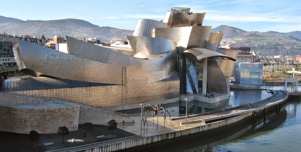 Guggenheim Museum, Bilbao  The Traveller