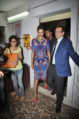 Deepika Padukone at 1st Stardust Magazine Cover Of 2014 Launch Event