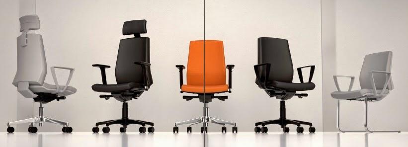 Oficina total nueva familia silleria klass for Muebles de oficina mallorca