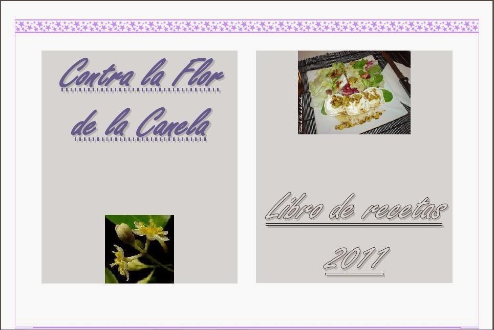 Libro de Recetas 2011