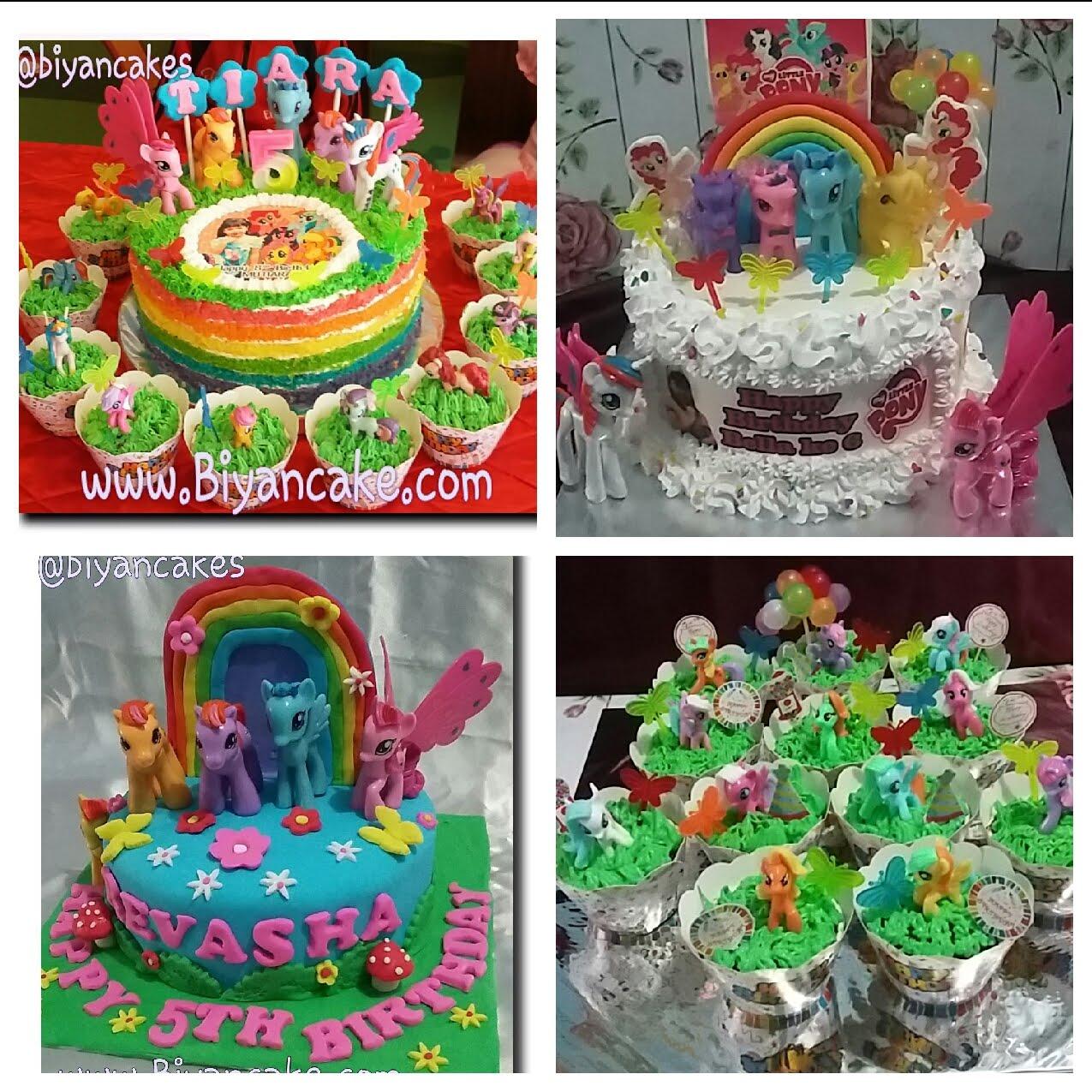 Cake My Litle poni