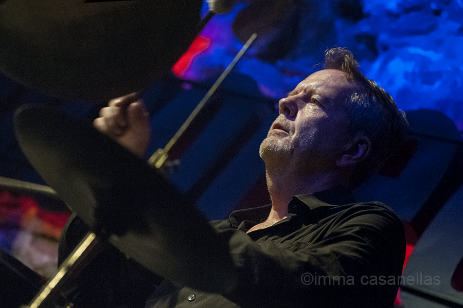 Tom Rainey, Jamboree Jazz Club, Barcelona, 11-10-2015