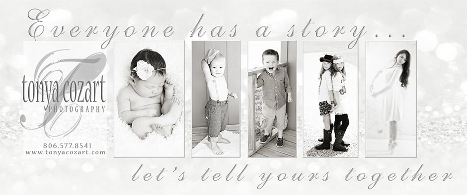 Tonya Cozart Photography -  Modern Newborn, Baby & Children Photographer ~ Lamesa, Midland Texas